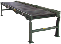 Poly-V Belt Driven Conveyors Are Ideal For Heavy Duty Handling