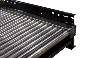 Hytrol's Poly-V Belt Driven Conveyor