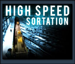 High Speed Sortation