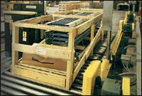 Hytrol Pallet Handling Conveyor