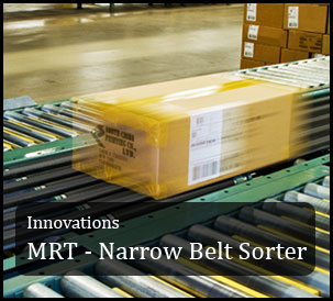 MRT - Narrow Belt Sorter