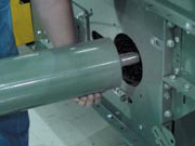 Integral Induction Conveyor