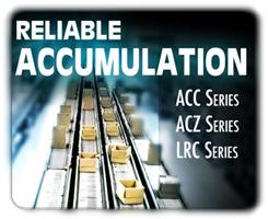 Hytrol Reliable Accumulation Conveyor