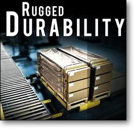 Rugged Durability
