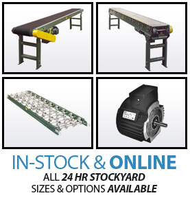 Hytrol Conveyor Stockyard Products - In Stock & Online - Order Today!
