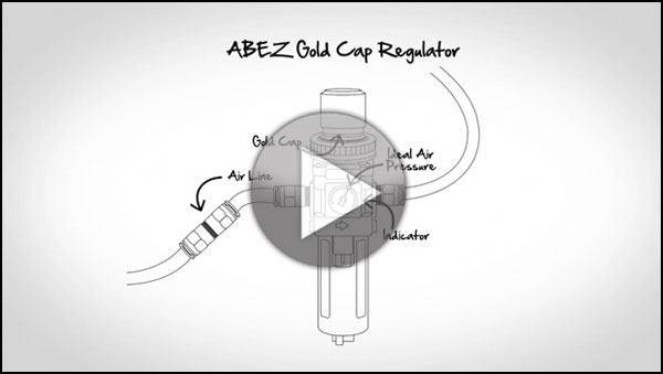 Ask Hytrol: How To Determine Which Air Regulator To Use On The ABEZ Conveyor