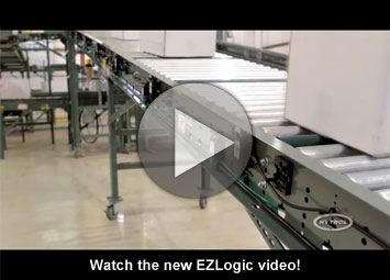 New Video: Hytrol's EZLogic® Zero Pressure Accumulation System